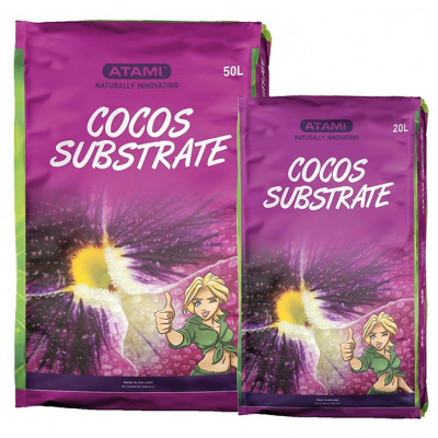 Atami B-Cuzz Cocos Substrate 50 L