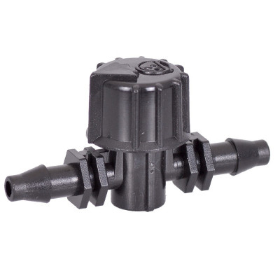 AutoPot Valve for PE-Tube  6 mm