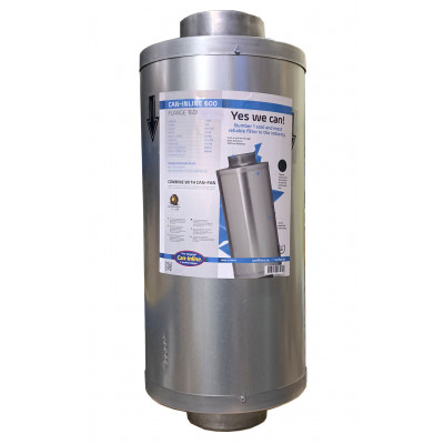Active Carbon Filter CAN Inline 600