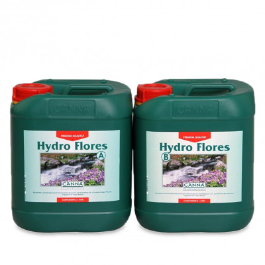 Canna Hydro Flores A+B 2 x 5 L