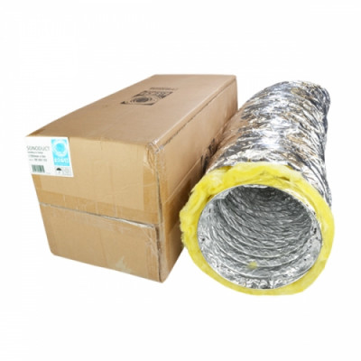 Acoustic Ducting 315 mm - 10 m