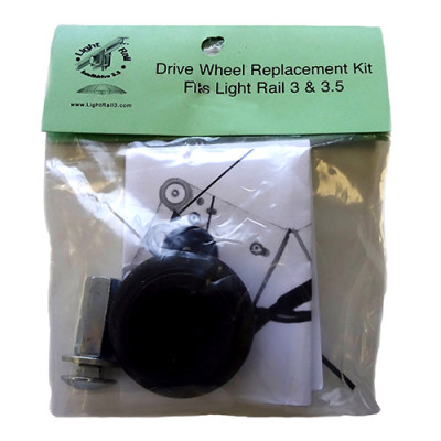 LightRail Drive Wheel Replacement Kit