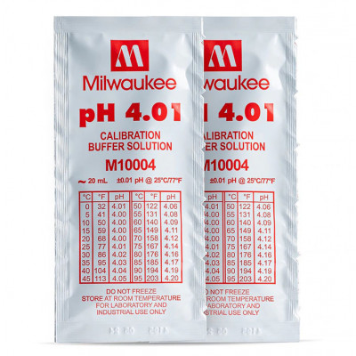 Calibration Solution pH 4.01 20 ml