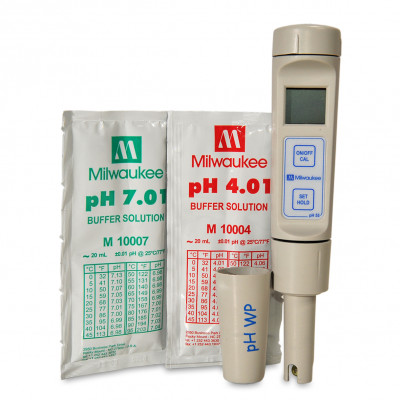 Milwaukee PH55 Pocket Size pH / Temp Meter