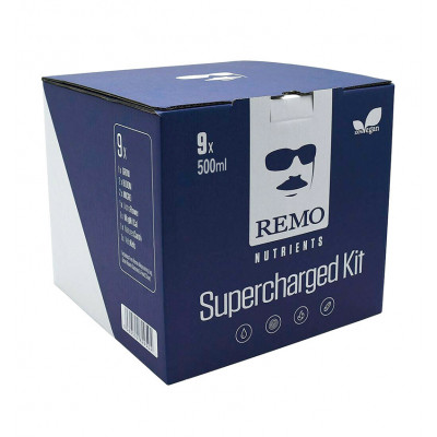 Remo Supercharged Kit (9 x 500 ml)
