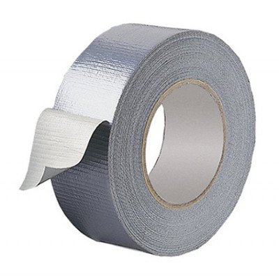 Silver Cloth Duct Tape 50 m