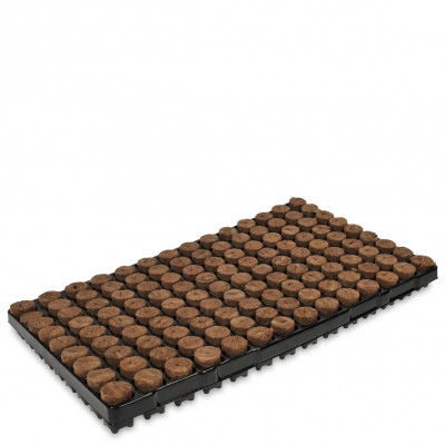 Rockwool Seedbed Tray - 126 Units
