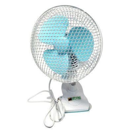 Oscillating Clip-Stand Fan 20 W